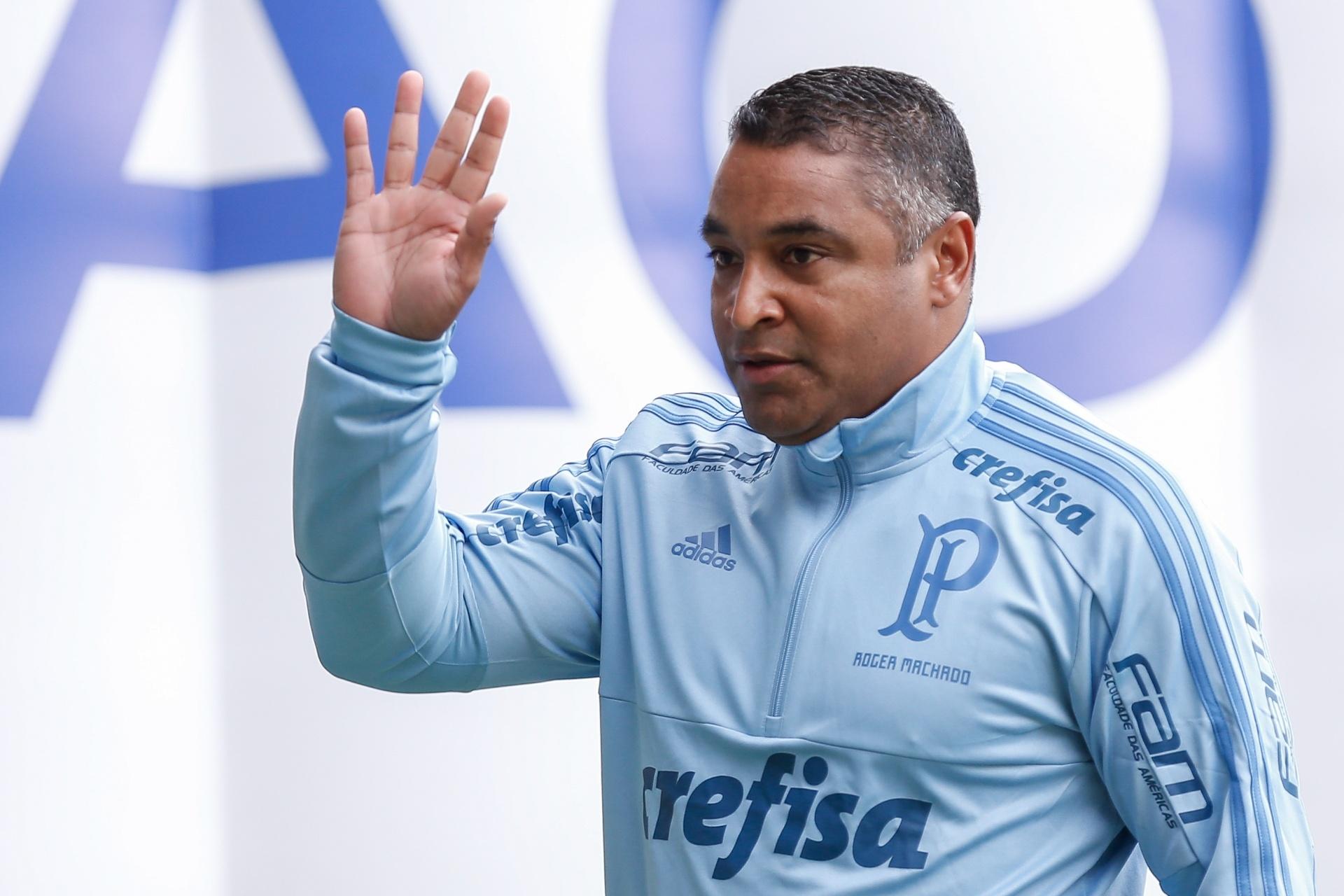 Roger vê Palmeiras perto do ideal ce6b439f25cef