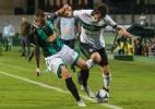 Argel protege meia e vê evolução no Coritiba, apesar de empate em casa - Gabriel Machado/AGIF