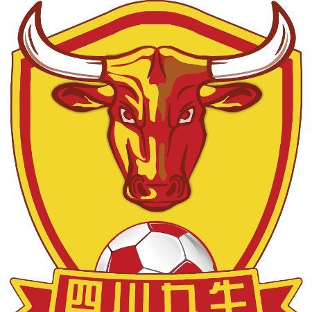 Símbolo do Sichuan Jiuniu FC - Reprodução