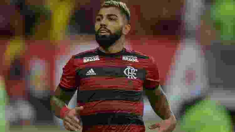 Gabigol - Thiago Ribeiro/AGIF - Thiago Ribeiro/AGIF