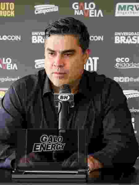 Sérgio Sette Câmara, presidente do Atlético-MG - Bruno Cantini/Divulgação/Atlético-MG