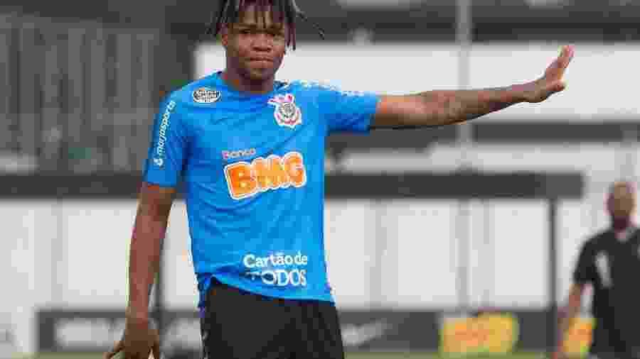 Além de Matheus Jesus, o volante Junior Urso e Régis também foram inscritos na competição - Daniel Augusto Jr/Ag. Corinthians