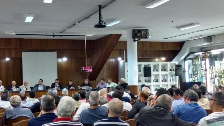 Conselho Deliberativo do Santos - UOL
