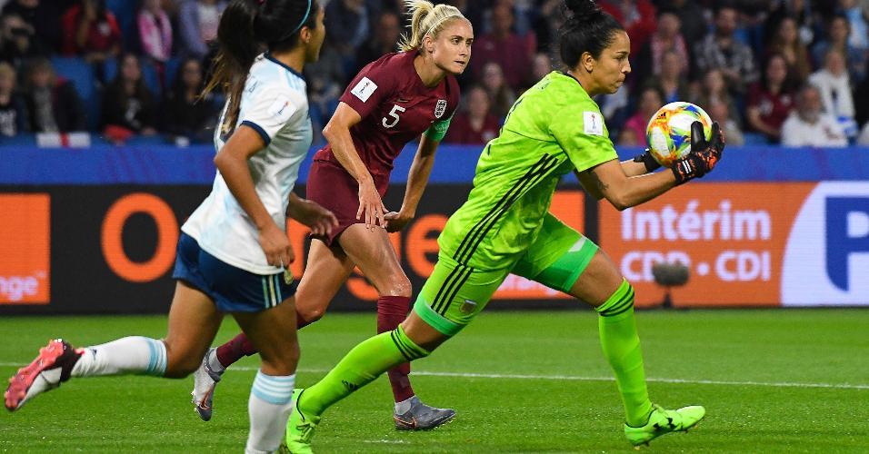 Vanina Correa, goleira da Argentina