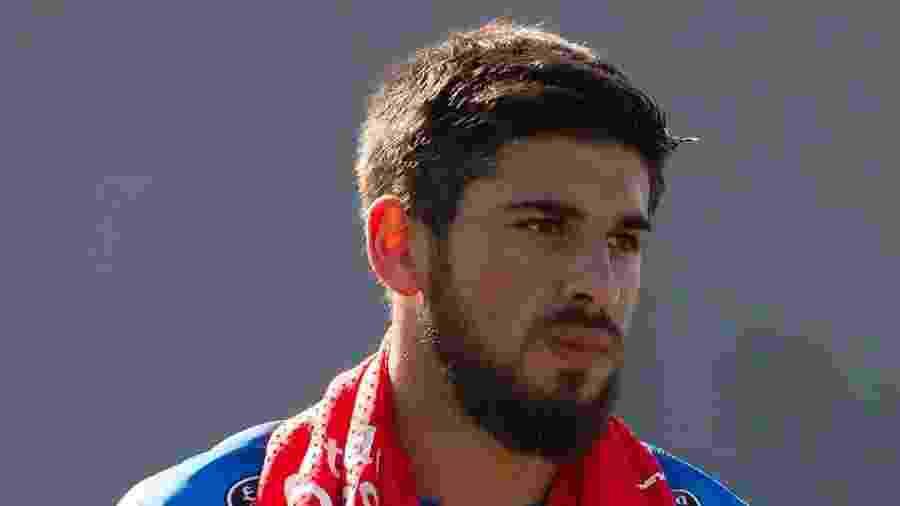 Bruno Méndez, zagueiro do Corinthians, tem apenas seis jogos na temporada. O último em 15/9 - Daniel Augusto Jr./Agência Corinthians