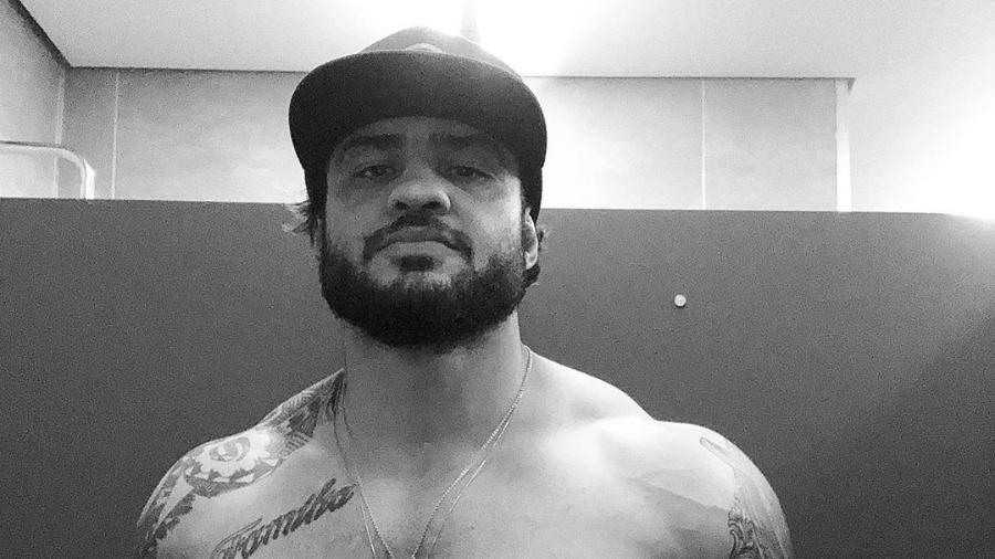 """Rick """"Monstro"""", lutador de MMA - Reprodução/Instagram"""