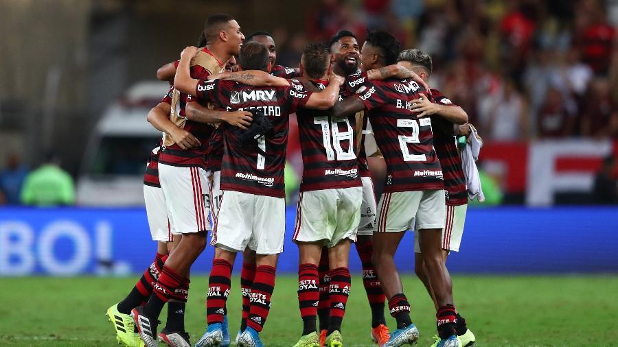 Flamengo Adota Lema Jogo A Jogo Contra Euforia E Distração