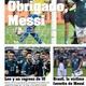 """Jornal argentino destaca Brasil como vítima favorita de Messi: """"O maior"""""""