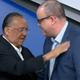 Everaldo Marques estreia no futebol do SporTV com 1º gol de Ronaldo na Copa - Reprodução/SporTV