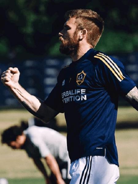 Aleksandar Katai foi dispensado pelo LA Galaxy por causa de comentários racistas da mulher dele - Reprodução/Instagram do LA Galaxy