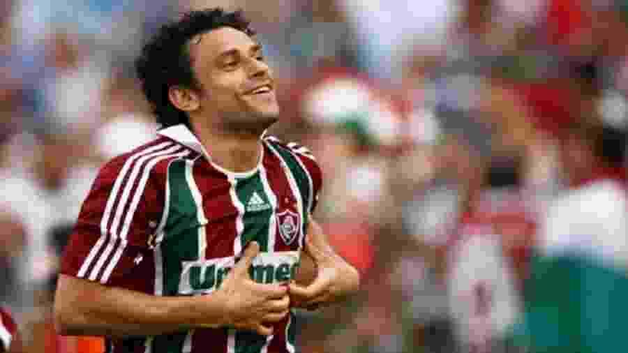 Fred marcou duas vezes em sua estreia pelo Fluminense justamente contra o Macaé - PHOTOCAMERA