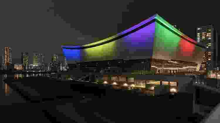 Arena Ariake, sede dos jogos de vôlei - Tomohiro Ohsumi/Getty Images - Tomohiro Ohsumi/Getty Images