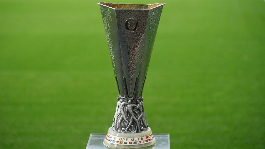 Sorteio definiu os confrontos das oitavas de final da Liga Europa -  Ina Fassbender/Pool via REUTERS