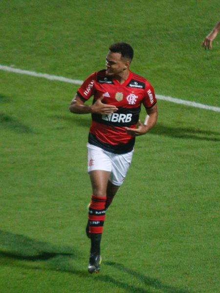 Rodrigo Muniz tem contrato até maio de 2024 com o Flamengo - Gabriel Machado/AGIF