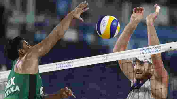 Alison e Álvaro Filho - Pilar Olivares/Reuters - Pilar Olivares/Reuters