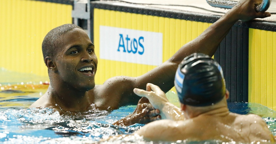 Giles Smith, norte-americano da natação