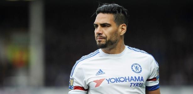 Falcao García não correspondeu em campo e sofreu com lesões no Chelsea
