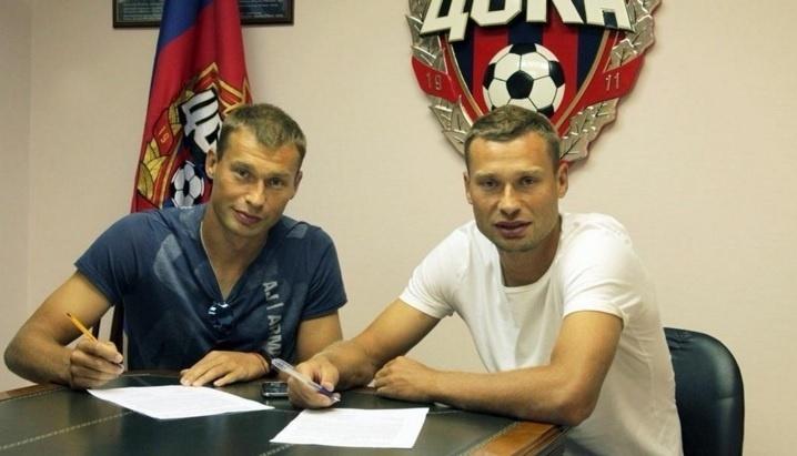 Vasiliy e Aleksey Berezutskiy