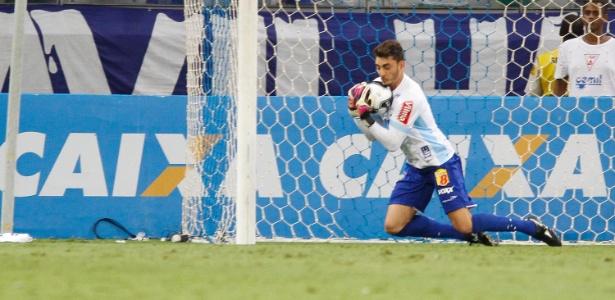 Recuperado de cirurgia na mão direita, Rafael será titular do Cruzeiro - Washington Alves/Light Press/Cruzeiro