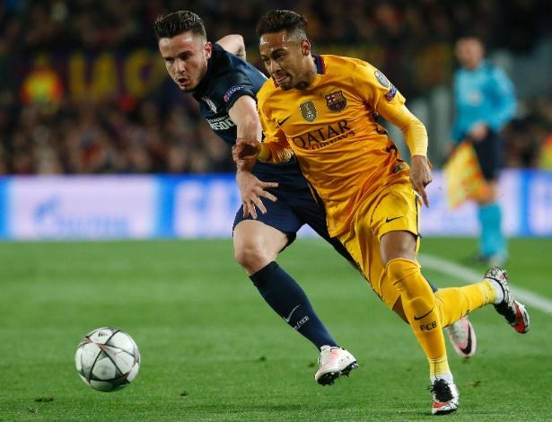 Neymar passou em branco contra o Real Sociedad, Atlético de Madri e Real Madrid