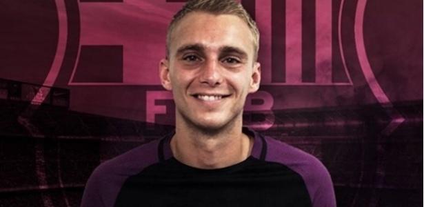 Jasper Cillessen, novo goleiro do Barcelona - Reprodução/Instagram