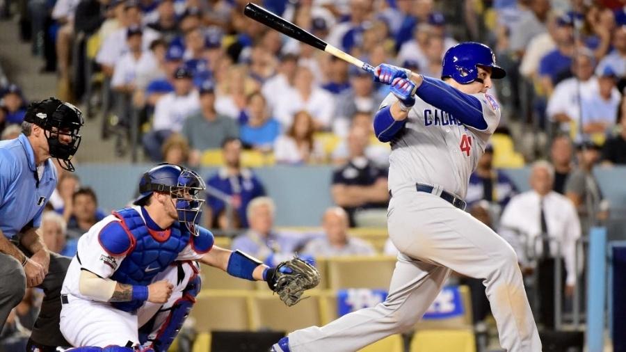 Jogadores da MLB vão participar de testes em busca de anticorpos para o coronavírus - Harry How/Getty Images/AFP