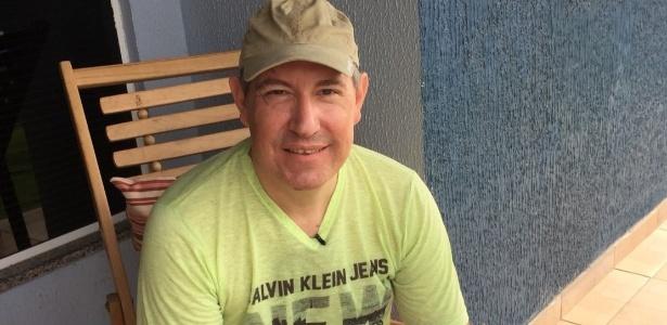 Rafael Henzel é um dos sobreviventes da tragédia da Chapecoense