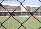Parte de arquibancada cai e Santos vai jogar com trecho da Vila interditado - Divulgação/SantosFC