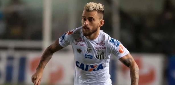 Lucas Lima tem futuro incerto no Santos