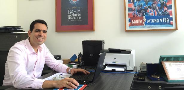 Marcelo Sant'Ana poderá assumir as funções de Paulo Autuori no Atlético