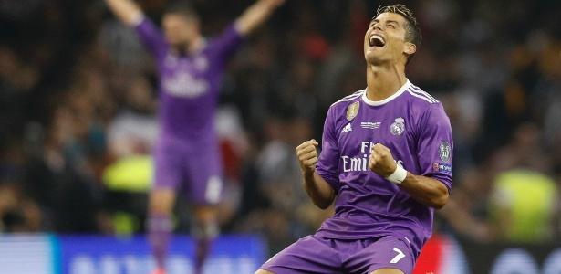 Real Madrid de Cristiano Ronaldo atropelou a Juventus na final da Liga dos Campeões