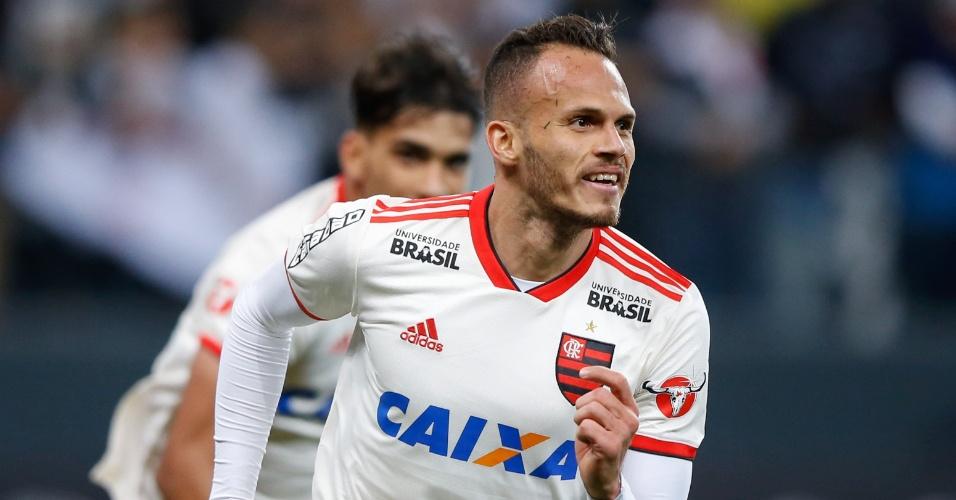 Renê, lateral do Flamengo