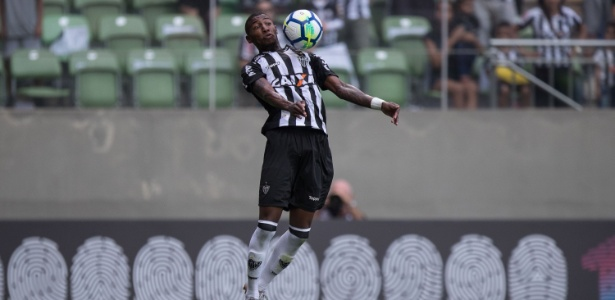 Emerson, lateral do Atlético-MG, pode ser negociado no decorrer de 2019 - Pedro Vale/AGIF
