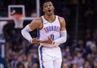 Thunder bate Cavs com triplo-duplo de Westbrook; Timberwolves vencem Spurs
