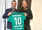 Leandro Pereira acerta por 2 anos com time japonês após passagem pela Chape - Divulgação