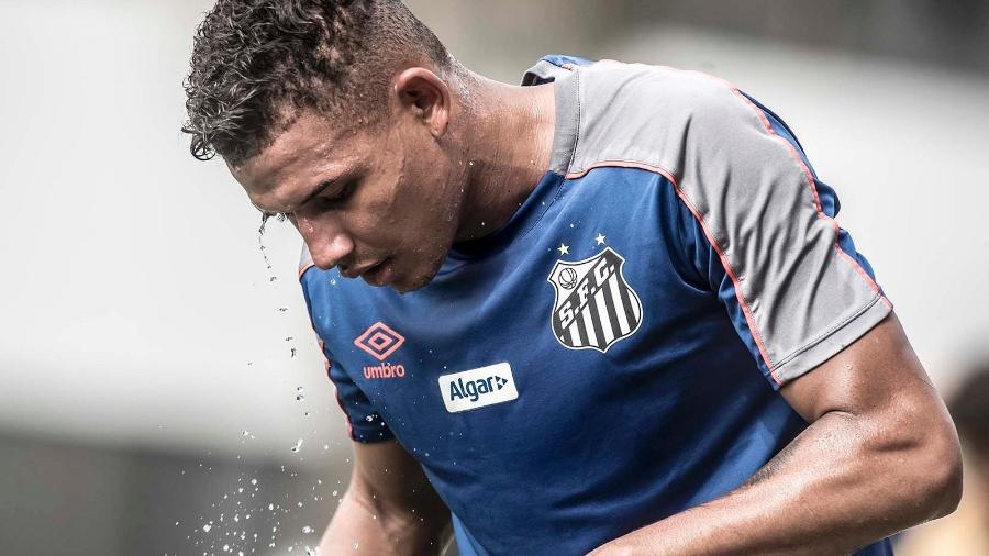 Felippe Cardoso, jogador do Santos - Ivan Storti/Santos FC