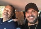 """Ex-jogador é dono de clínica e vira """"anjo"""" de Maguila em recuperação - Arquivo Pessoal"""