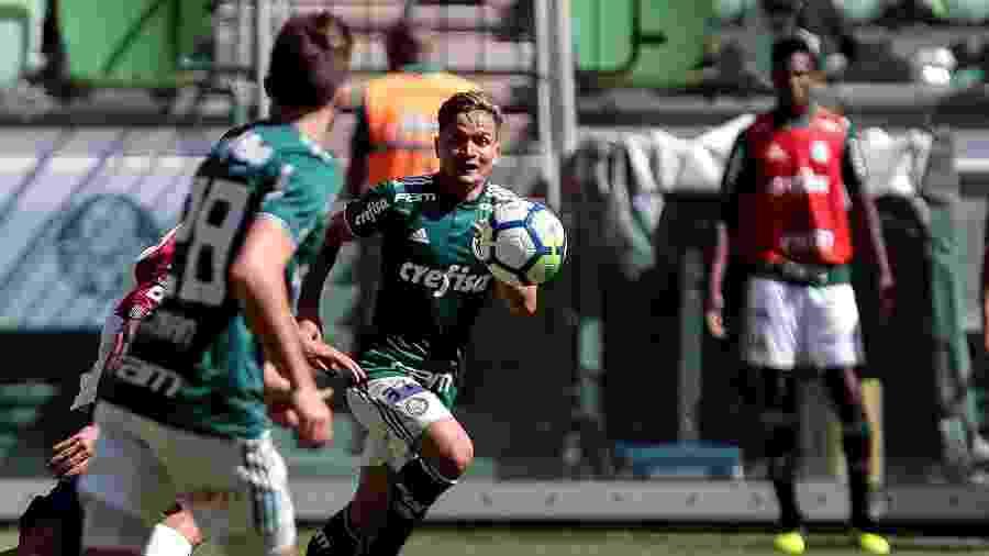 Destaque do Bahia, Artur não poderá enfrentar o Palmeiras no próximo domingo - Ale Cabral/AGIF