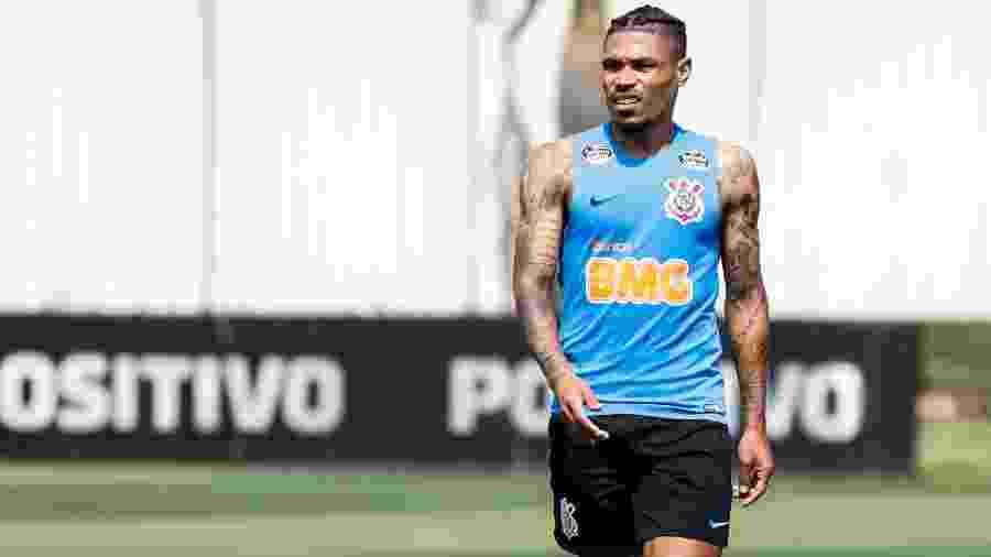 Última partida do volante antes da lesão foi a última vitória corintiana, contra a Chapecoense, há cinco rodadas - Rodrigo Gazzanel/Agência Corinthians
