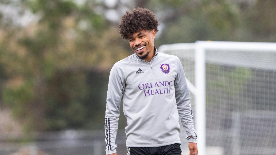 Júnior Urso é um nome que agrada ao técnico Felipão - Divulgação/Orlando City