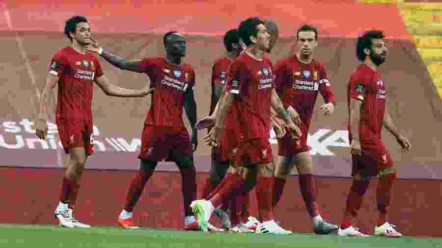 O Liverpool enfrenta hoje o Burnley, em confronto da 35ª rodada do Campeonato Inglês - Andrew Powell/Liverpool FC
