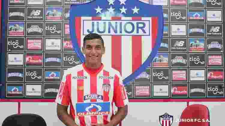Gabriel Fuentes (Junior) - Divulgação - Divulgação