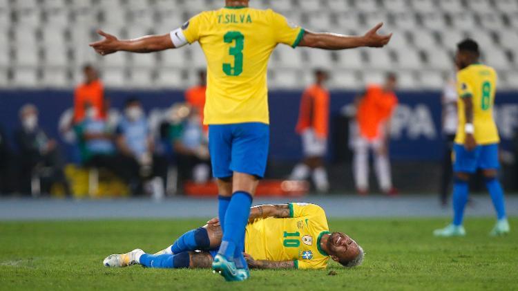 Neymar - Wagner Meier/Getty Images - Wagner Meier/Getty Images