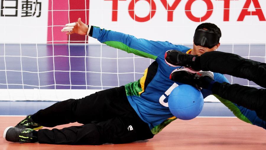 O Brasil, de Josemarcio Sousa, o Parazinho, perdeu para os Estados Unidos nas Paralimpíadas 2020 - REUTERS/Kim Kyung-Hoon