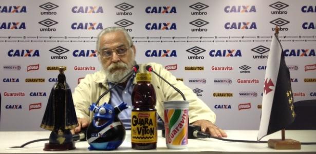 Eurico Miranda passou por cirurgia na bexiga semana passada no Rio - Bruno Braz / UOL Esporte