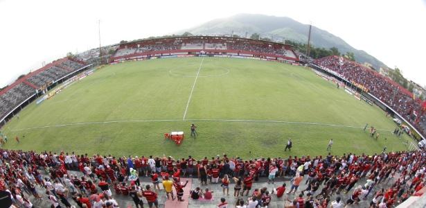 O estádio de Édson Passos pode virar uma alternativa de última hora para o Flamengo