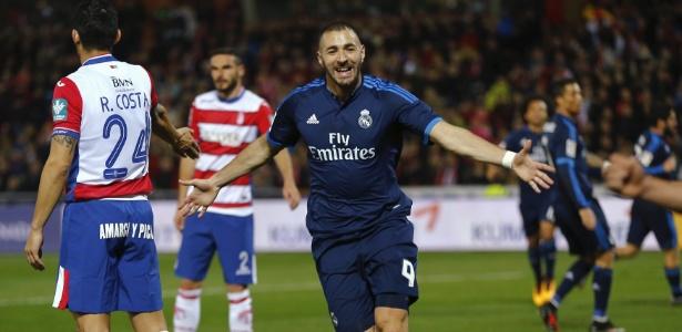 Benzema ficou de fora da seleção francesa