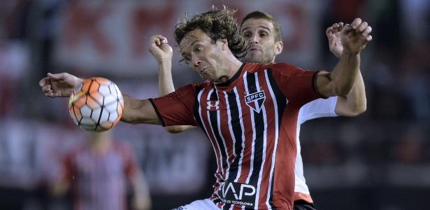 Lugano exaltou o empate obtido pelo São Paulo diante do River Plate