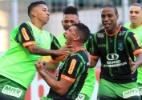Atlético-PR procura lateral-esquerdo do Atlético-MG, que avalia liberação - Daniel Teobaldo/FuturaPress/Estadão Conteúdo
