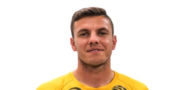 Marcelo Boeck era terceiro goleiro e pediu dispensa para comemorar aniversário